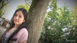 Ai Wakana creampies twice after sucking and fucking 2 cocks pic #2