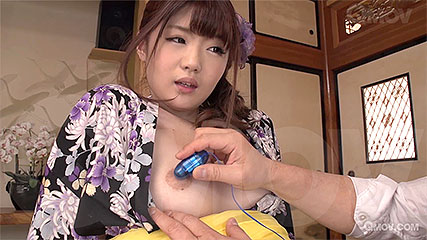 Maya Kawamura gets fucked by fingers, tongue, toys and cock