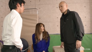 Miku Ohashi bangs a co-teacher after blowing a student pic #4