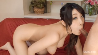 Rie Tachikawa gets a facial twice after blowing 2 dudes pic #4
