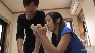Suzu Ichinose gets her tight cunt pumped by an eager cock pic #1